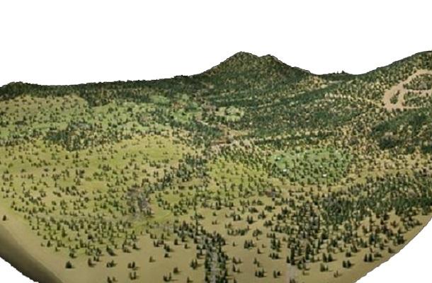 modello plastico ambientale territoriale