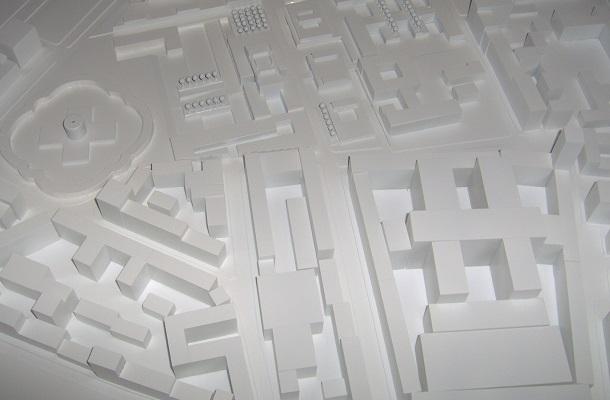 modello plastico volumetrico